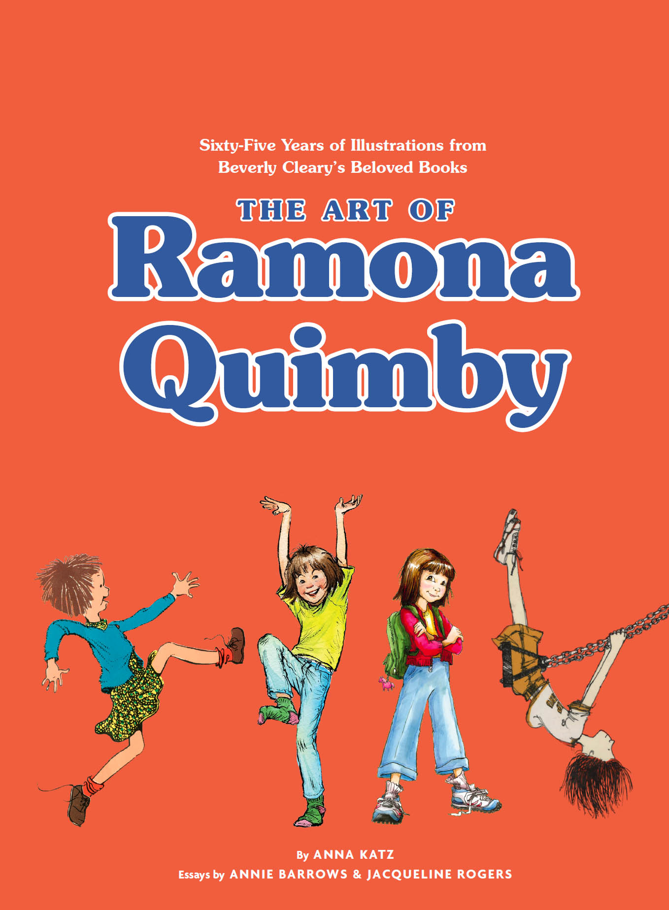 The Art of Ramona Quimby: Sixty-Five Years of ...