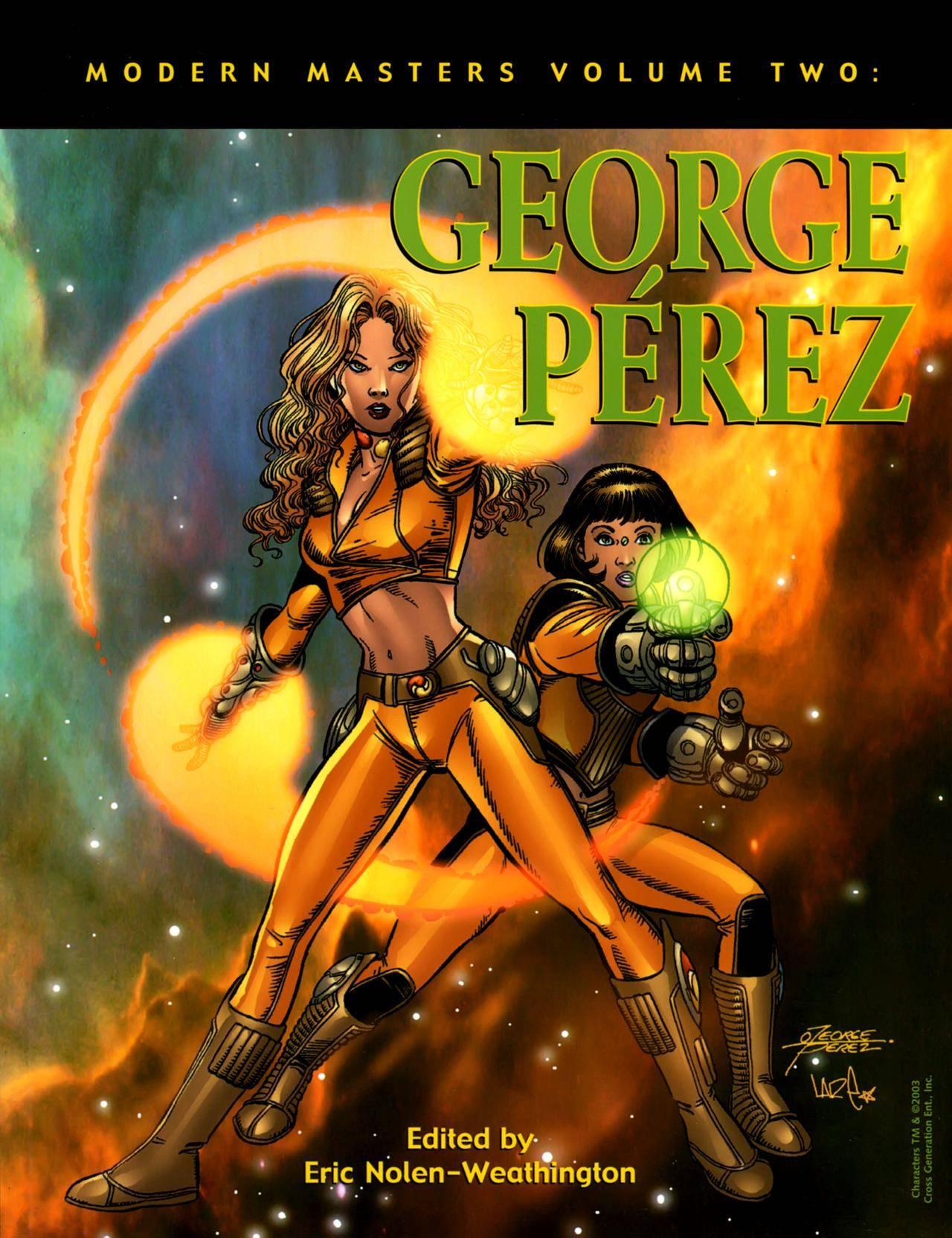 Modern Masters Vol 02 - George Perez ArtNet - DCP