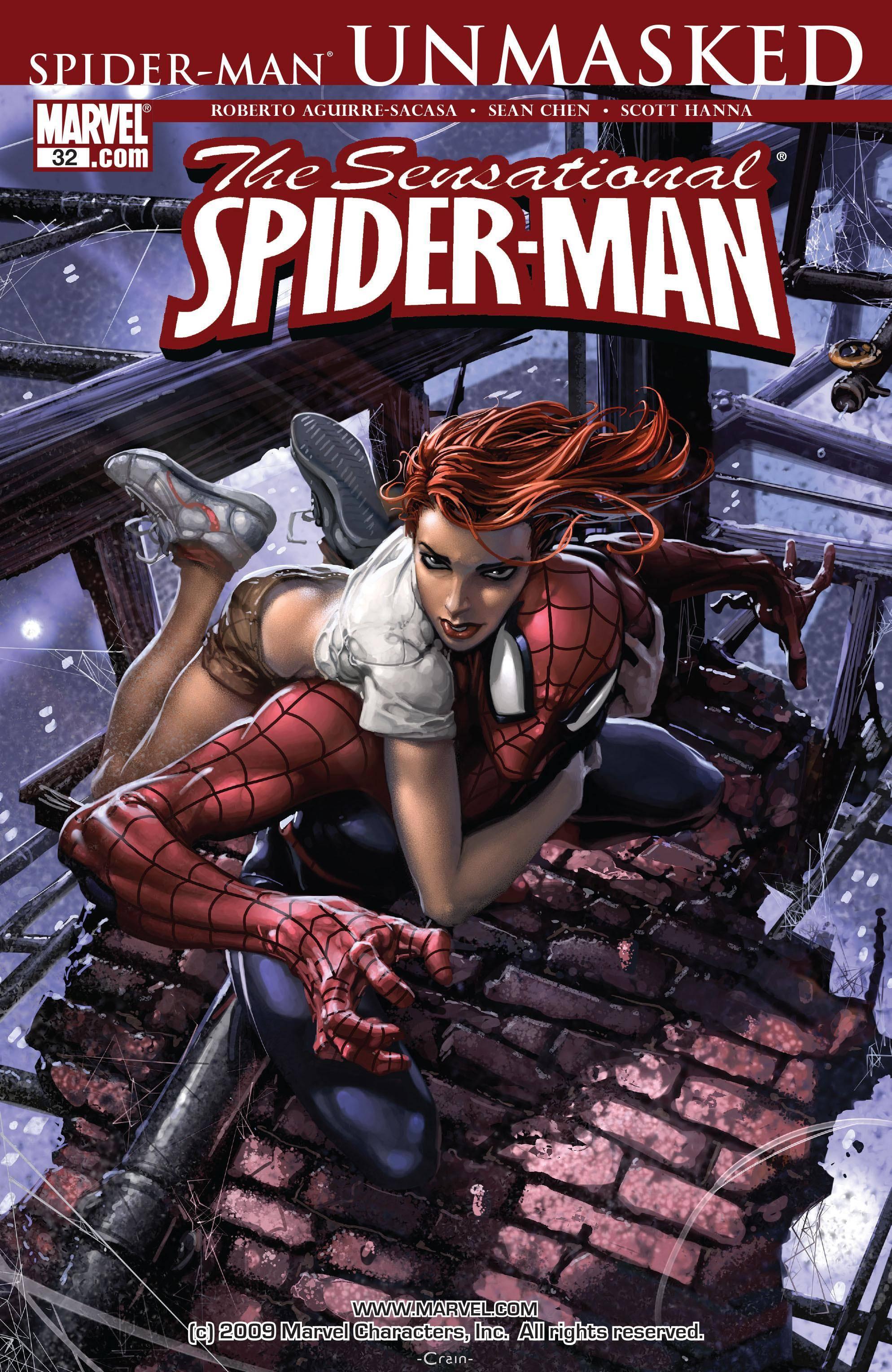 The Sensational Spider-Man 032 2007 digital