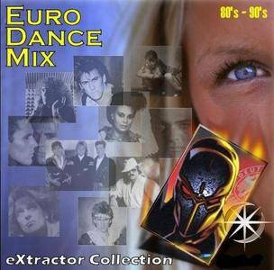 VA - Euro Dance Mix 80's-90's - Extractor Collection: Vol.01-Vol.12 (2009)