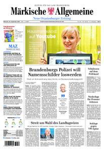 Neue Oranienburger Zeitung - 25. September 2019
