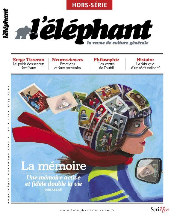 L'éléphant - novembre 2018