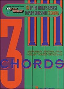 60 of the World's Easiest to Play Songs with 3 Chords: E-Z Play Today Volume 27 [Repost]