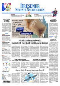 Dresdner Neueste Nachrichten - 27. März 2018