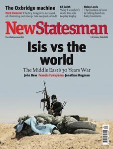 New Statesman - 3 - 9 October 2014