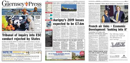 The Guernsey Press – 05 September 2019