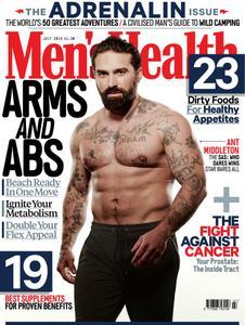 Men's Health UK - July 2019