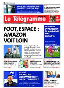 Le Télégramme Auray – 13 juin 2021