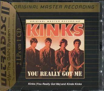 The Kinks - Kinks (You Really Got Me) & Kinda Kinks (1996) Repost