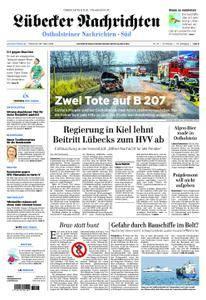 Lübecker Nachrichten Ostholstein Süd - 28. März 2018