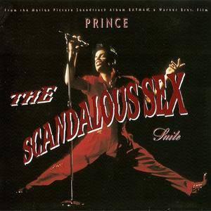 Prince - The Scandalous Sex Suite (Japan CD5) (1990) {Paisley Park}