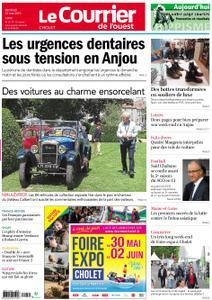 Le Courrier de l'Ouest Cholet – 31 mai 2019