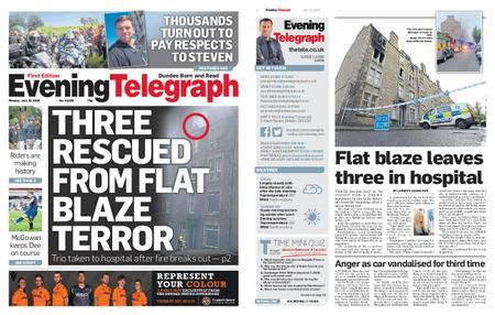 Evening Telegraph First Edition – July 22, 2019