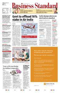 Business Standard - March 29, 2018