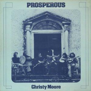Christy Moore - Prosperous (1972) Tara/TARA 1001 - IR 1st Pressing - LP/FLAC In 24bit/96kHz