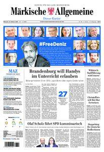 Märkische Allgemeine Dosse Kurier - 14. Februar 2018