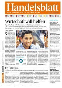 Handelsblatt - 07. September 2015