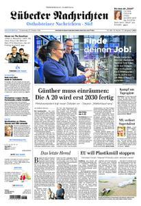 Lübecker Nachrichten Ostholstein Süd - 25. Oktober 2018