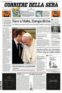 Corriere della Sera - 27 giugno 2018