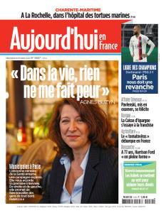 Aujourd'hui en France - 19 Février 2020