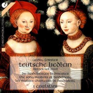 I Ciarlatani - Georg Forster: Teutsche Liedlein (2000)