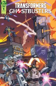 Transformers-Ghostbusters 001 2019 digital Knight Ripper