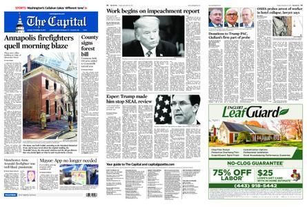 The Capital – November 26, 2019