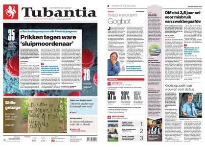 Tubantia - Enschede – 11 september 2018