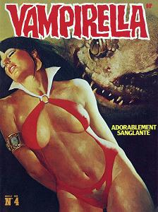 Vampirella - Tome 4 (Triton)