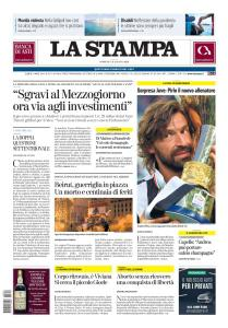 La Stampa Torino Provincia e Canavese - 9 Agosto 2020