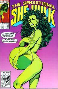 Sensational She-Hulk 1989 034