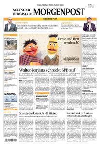 Solinger Morgenpost – 07. November 2019