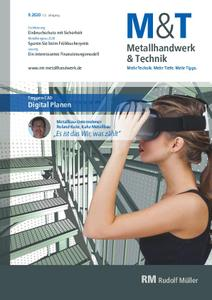 M&T Metallhandwerk - September 2020