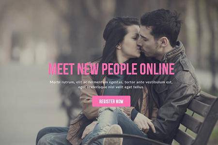 Love Muse Dating Site Template - CM 499501