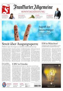 Frankfurter Allgemeine Sonntags Zeitung - 18 April 2021