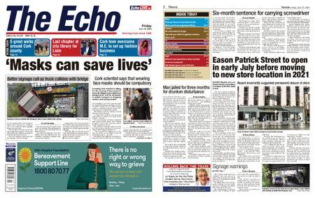 Evening Echo – June 12, 2020