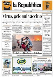 la Repubblica - 10 Settembre 2020