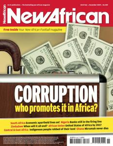 New African - November 2009
