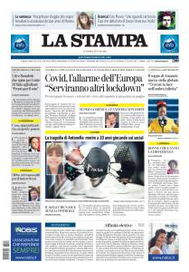 La Stampa Savona - 22 Gennaio 2021