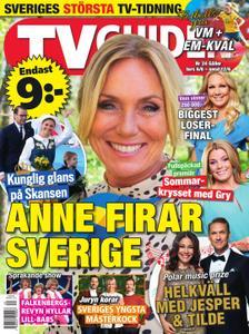 TV-Guiden – 04 juni 2019