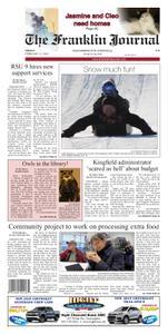Franklin Journal – February 21, 2020