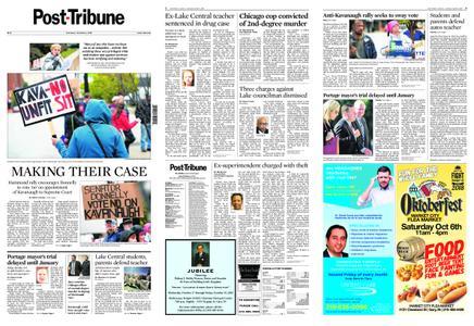 Post-Tribune – October 06, 2018
