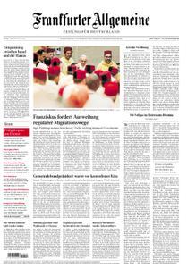 Frankfurter Allgemeine Zeitung F.A.Z. - 01. April 2019