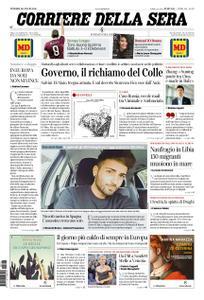 Corriere della Sera – 26 luglio 2019