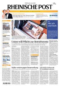 Rheinische Post – 26. Juli 2019