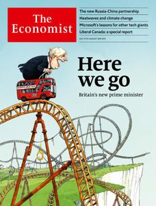 The Economist Middle East and Africa Edition – 27 July 2019