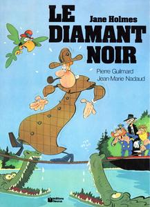Jane Holmes - Tome 1 - Le Diamant Noir