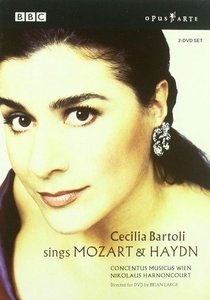 Nikolaus Harnoncourt, Concentus Musicus Wien, Cecilia Bartoli sings Mozart & Haydn (2003)