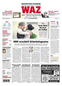 WAZ Westdeutsche Allgemeine Zeitung Oberhausen-Sterkrade - 17. Februar 2018