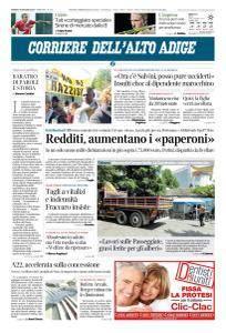 Corriere dell'Alto Adige - 30 Giugno 2018